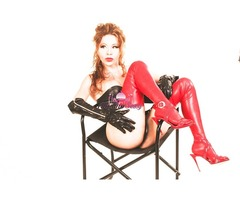 Mistress Giudy Bocca trans a martinsicuro