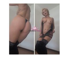 Escort Evelyn molto sexy intrigante passionale Conegliano 3888739855