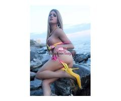 Trans Milano Viviana Roberts transex foto reali con selfie