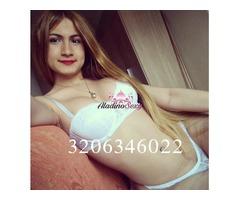 Trans Foggia Silvia Santana transex pornostar in centro