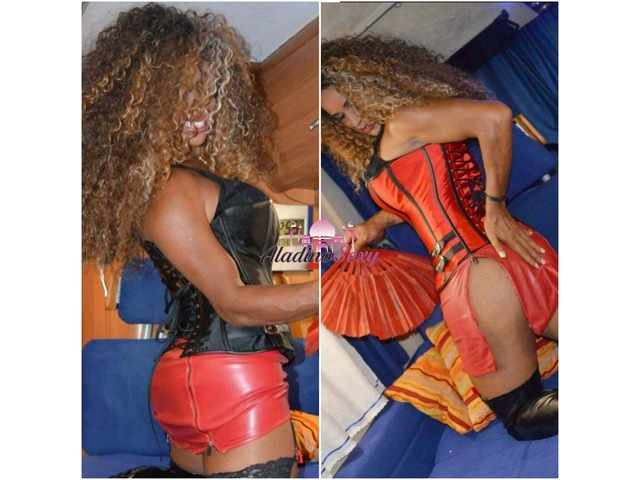 Mistress Trans porcona in camper 3407610766
