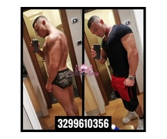 Milano toy boy personal trainer