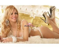 Trans Milano Melanie Hickman 5 di seno  e grande sorpresa
