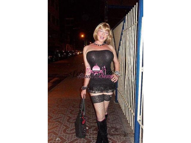 Trans Letizia Rabbit stupenda bionda sexy a Martinsicuro 3459495113