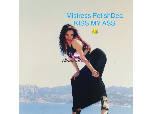 Mistress  Vicenza Fetish Dea