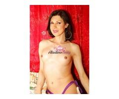 Trans Smeralda caldissima e tacchi a spillo videochiamata 3483237460