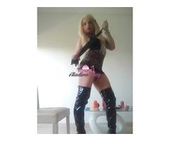 Trans Messina Merlina una bambola veramente bollente