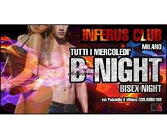 Boys Trans Escort Milano Inferus Club 3388965169
