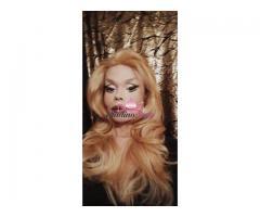 Trans Eva brasiliana regina del piacere videochiamata 3290638115