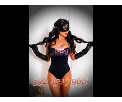 Mistress per dominazione al telefono 3924217968