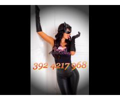 MISTRESS PER DOMINAZIONE AL TELEFONO 3924217968 TORINO