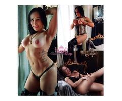 Trans Verona Patrizia Moreira di una bellezza