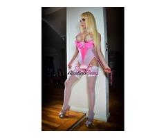 Mistress Mistress Rubia D'oro per schiavi Convinti 3661976206