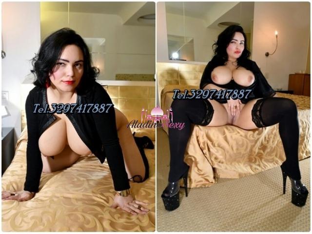 Escort Amanda Santi 6°di seno naturale 3297417887